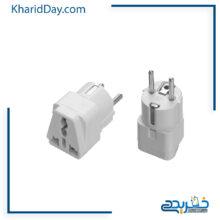 مبدل برق ۳ به ۲ مدل sz-008