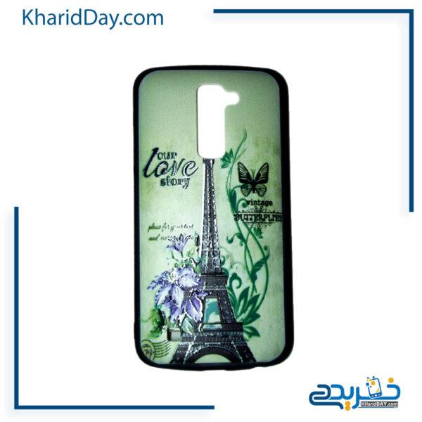 کاور موبایل K10 طرحدار کد LG80707