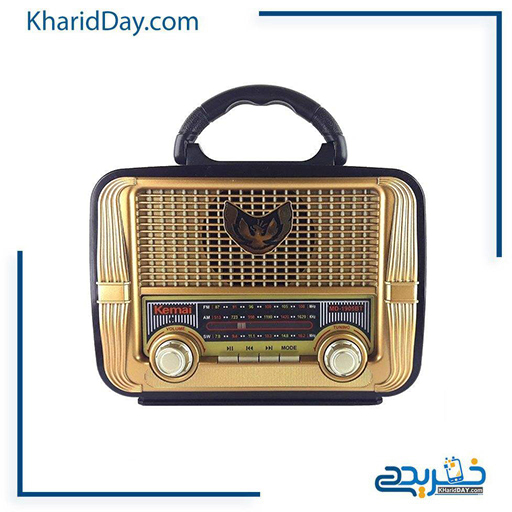 رادیو اسپیکر Kemai مدل MD-1905BT